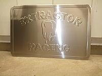 extractor racing door