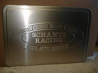 mini-schantz racing doorpanels