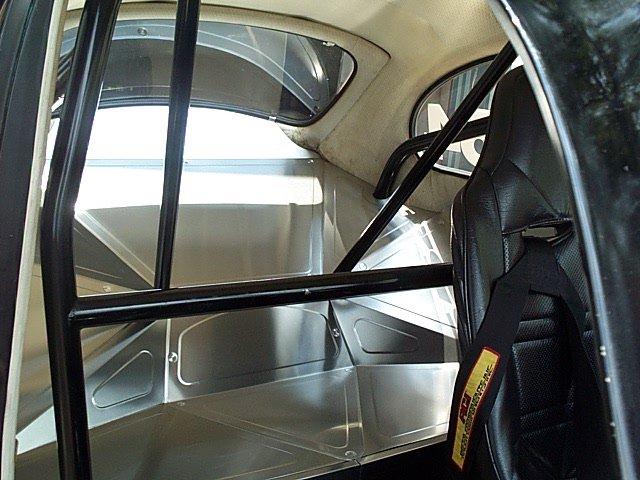 Back Half Interior