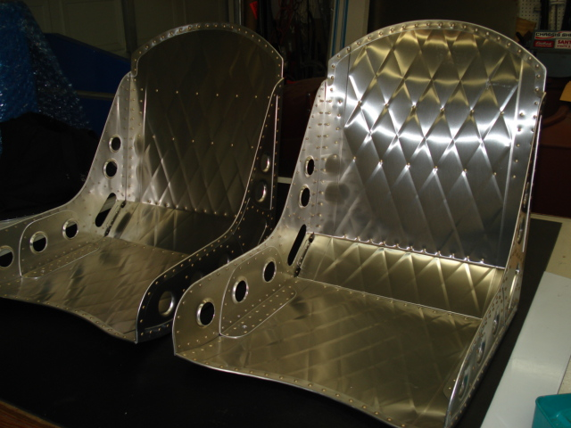 Bigwig Bomber Seats With Diamond Tuck Cut Weld Drive Forums